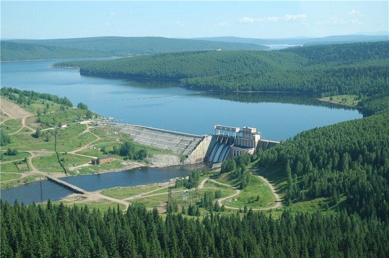 Широковское водохранилище, Пермский край